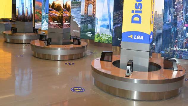 USB Ports - Charging Station - LGA-TB