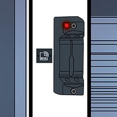 NFC Skimming Detection Notification