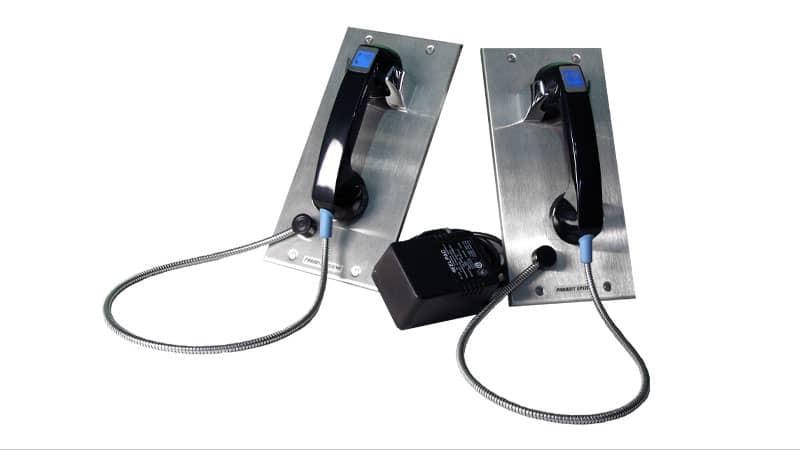 Inmate Phones - Flush-Mount