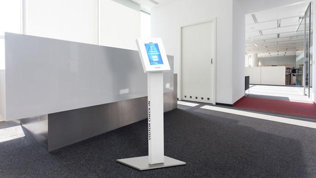 Artemis Badging Kiosks