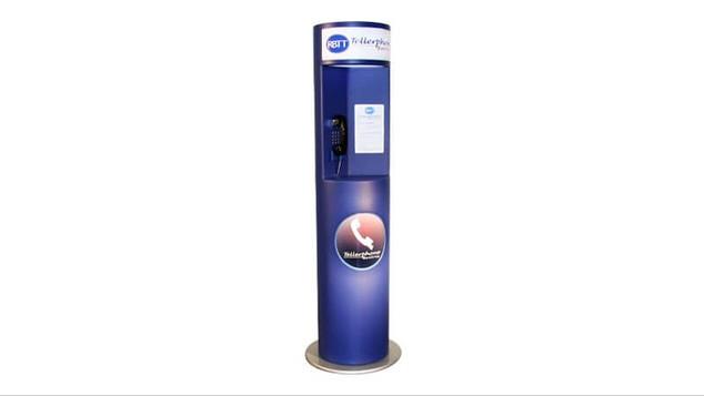 Phone Kiosk - RBTT