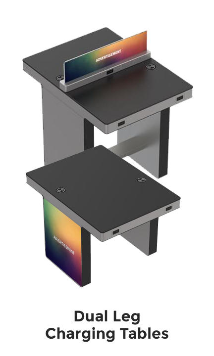 Dual Charging Tables
