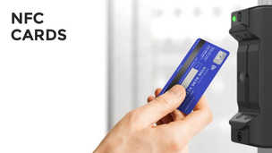 Contactless with NFC Cards