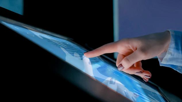 Interactive Digital Display