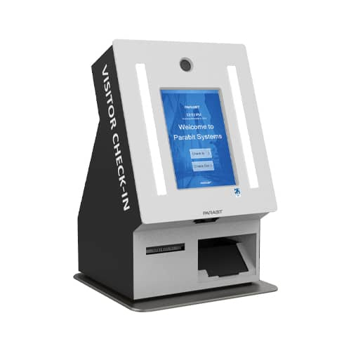 Mercury Desktop & Wall Mount Kiosk