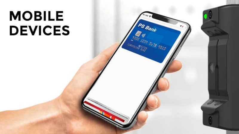 Contactless with Mobile Devices
