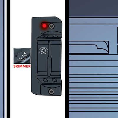 NFC Skimmer