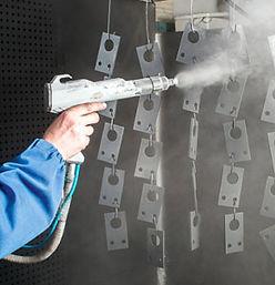 Antimicrobial Powder Coating