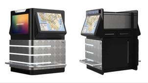 Interactive Service Desks/Podiums