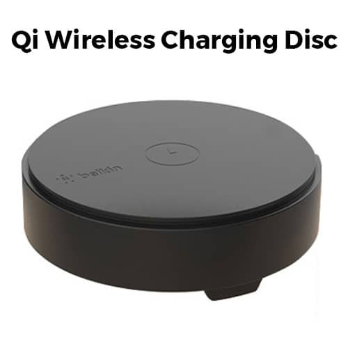 Qi Wireless Charging Disc
