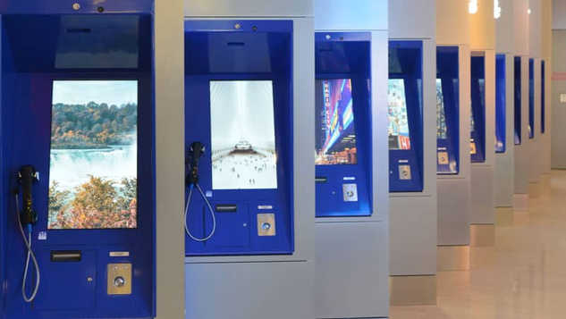 Phones with Interactive Directory