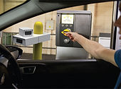 Utility Drive Up Cameras
