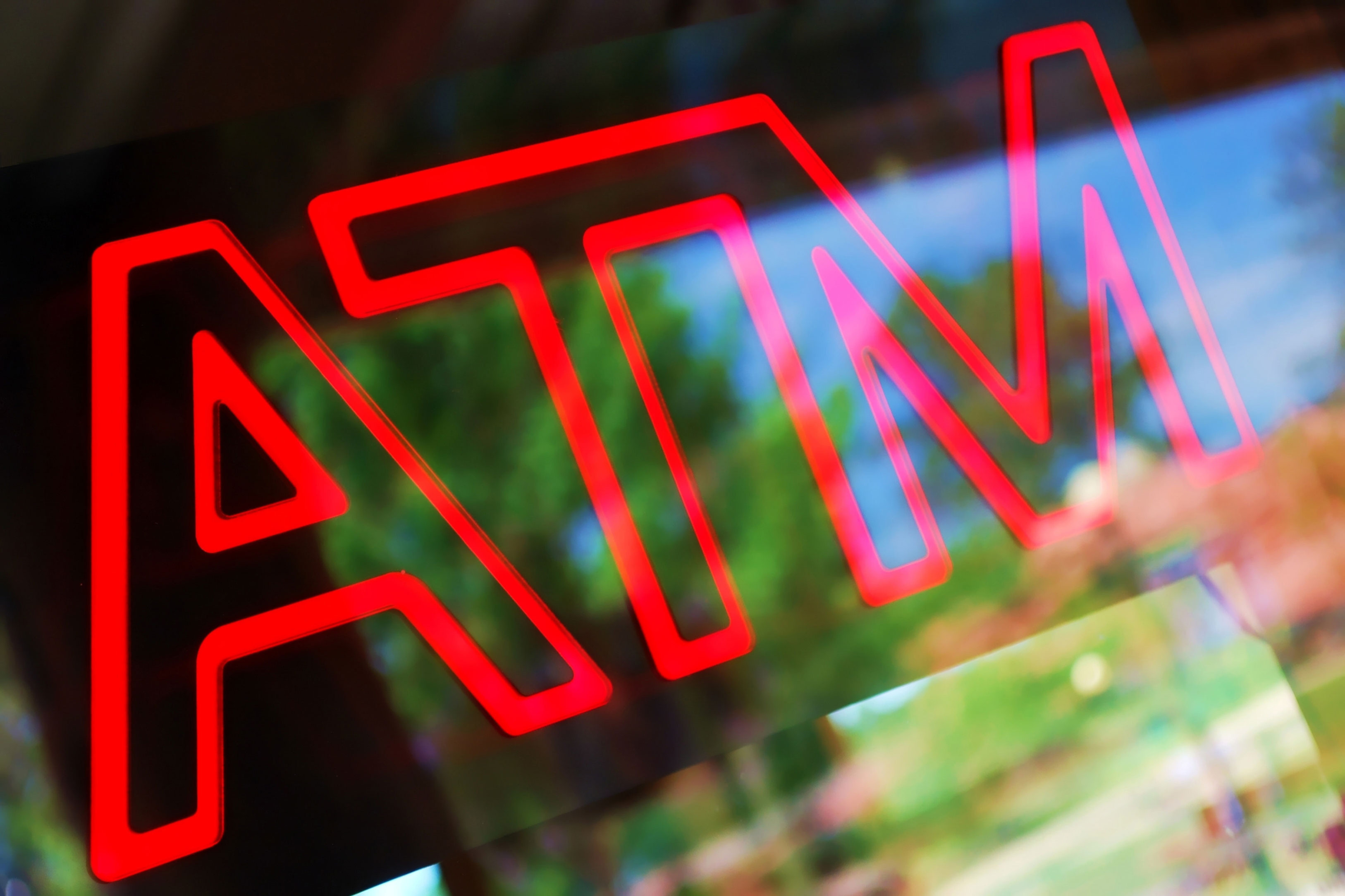 ATM Accessories/Security