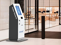 Hospitality Visitor Management Kiosks