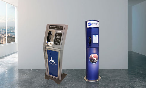 Telephone Kiosks Environment