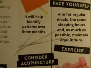 ** 💥 5 Ways which may help Alleviate Migraines 💥 **