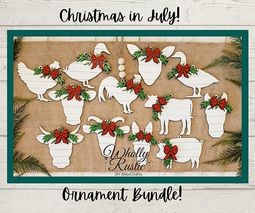 Ornament Bundle Kit!