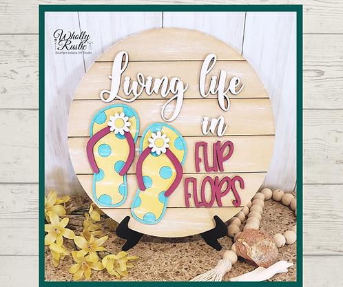 Flip Flops Craft Kit!