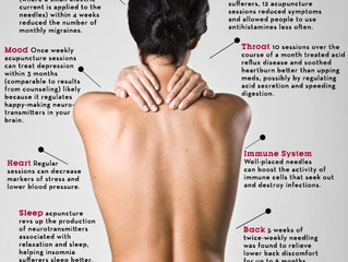 🌸🌸 10 Big Reasons to Try Acupuncture 🌸🌸