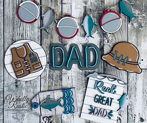 Father's Day Tiered Tray Kit!
