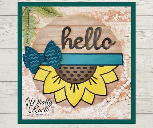 Hello Sunflower Kit!