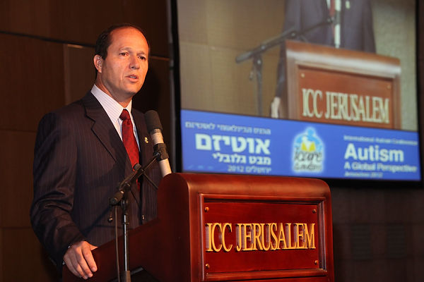 Mayor of Jerusalem Nir Barkat