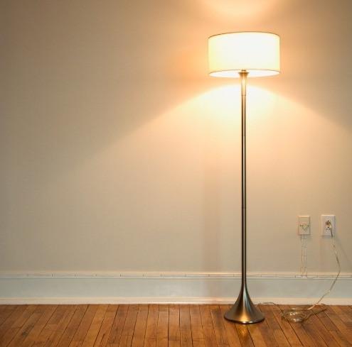 Change the harsh lighting in home to accommodate sensory needs