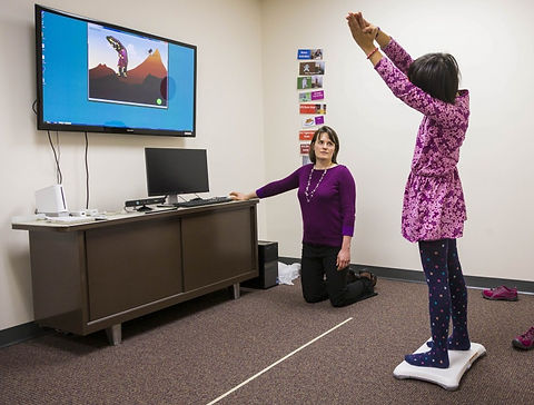Video games improve balance in youth with autism