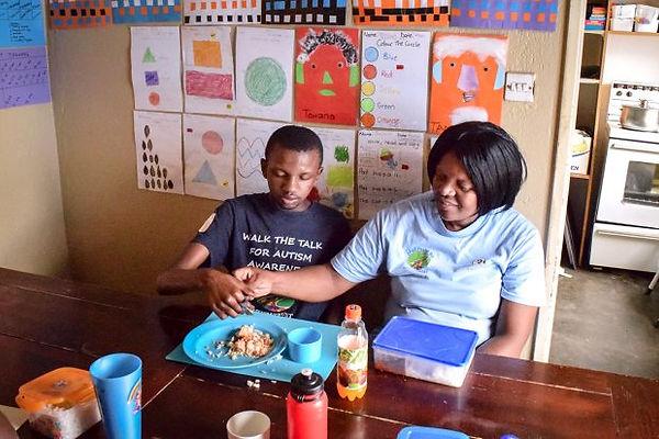 Autism in Zimbabwe by Anna Rania Klibi