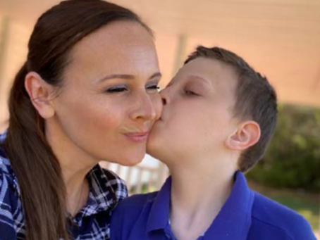 A Day in the Life of a Family of a Child with Autism