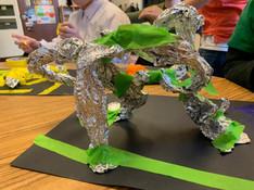 Creative Art Sculpture