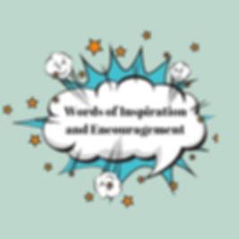 Help with autism_words of encouragement.