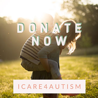 ICAre4Autism donate, Autism services, autistic children
