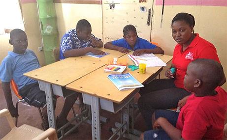 Autism in Ghana by Anna Rania Klibi