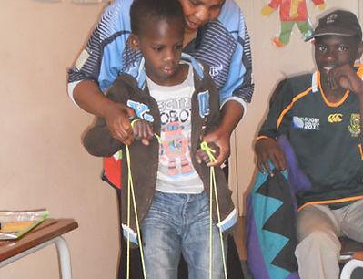 Autism in Ivory Coast by Anna Rania Klibi