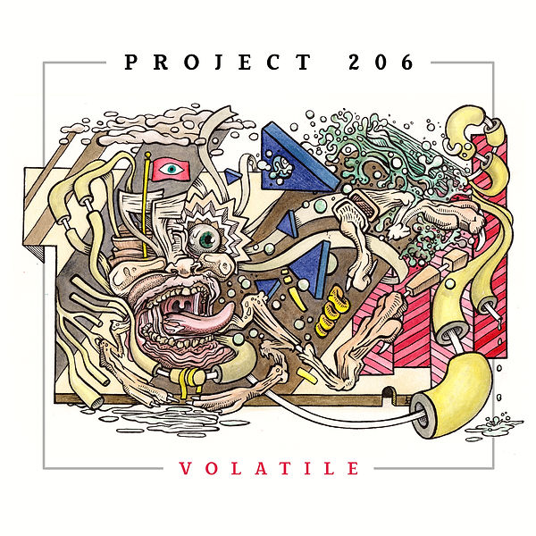 Project 206 Volatile - COVER - 3000px.jp