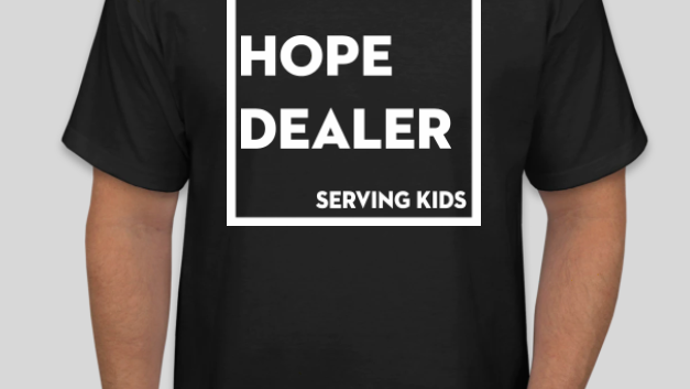 Hope Dealer Black T Shirt