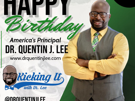 Happy Birthday Dr. Lee
