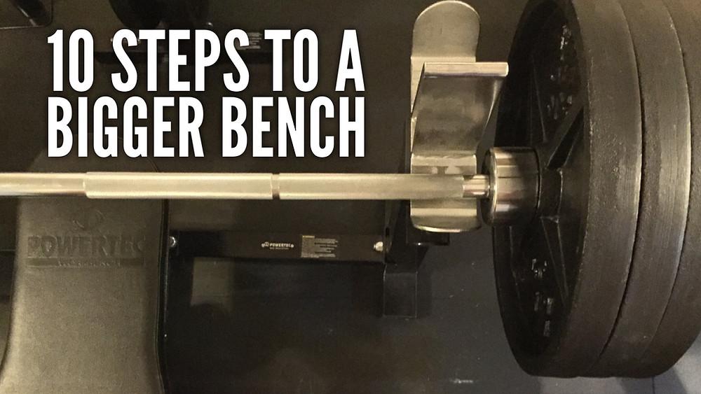 Bench Press Image