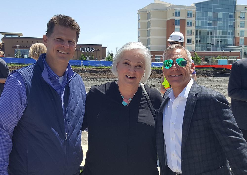 John Garr, Catherine, Hal Shapiro