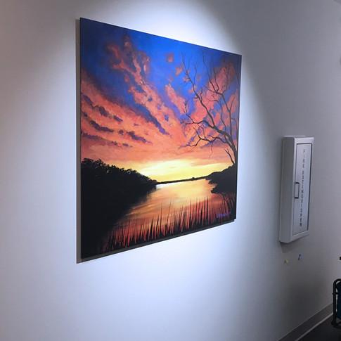 TheLoftsCC River Sunset