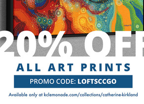 Art Print Sale Ends October 31!
