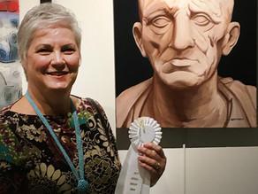 """Roman"" wins Lenexa Arts Council Choice Award!"