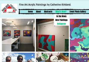 Kirkland Creative Art Instagram feed