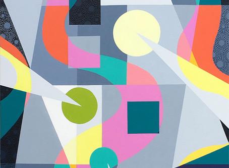 Catherine Kirkland Paintings in JoCo Arts & Heritage Center