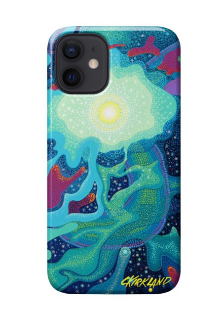 Space Frontier Phone Case