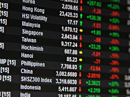 Asian Stocks Edged Lower