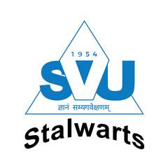 16. SRI VENKATESWARA UNIVERSITY_SVU Stal