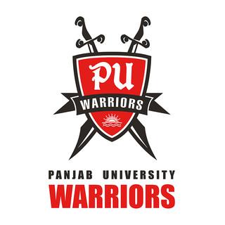 8. Panjab University _PU Warriors_Logo.j