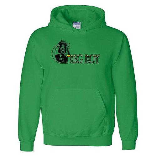 Sweatshirt - Greg Roy - Green